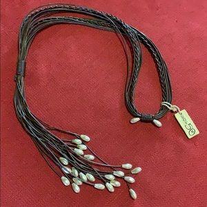 Uno de 50 Multi-Beaded Necklace 🌹 NWT
